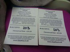 Toyah concert tickets