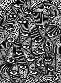 New Illustration Art Wallpaper Bird Prints Ideas Art Journal Inspiration, Art Inspo, Graphisches Design, Graphic Design, Art Africain, Decoupage Vintage, Eye Art, Psychedelic Art, Bird Prints