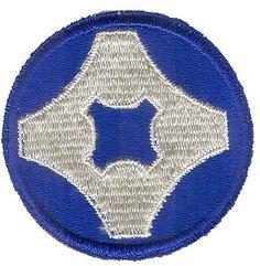 4TH CORPS AREA SERVICE COMMAND