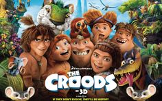 After attending an advance screening of Dreamworks' new animated kid film, THE CROODS, Joe reports back to Tom with his review. Description from christianaproductions.com. I searched for this on bing.com/images