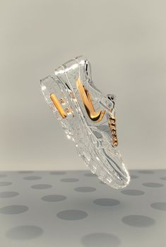 Woah. Clear Nikes!