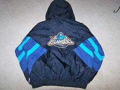 809a75d9e ... New York ISLANDERS Fisherman STARTER Hooded Jacket - Mens X LARGE  Vintage 90s ...