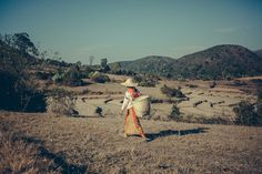 Myanmar: people around Kalaw