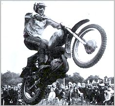 Vintage Motocross Era Shots...