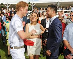 Pin for Later: It's Easy to See Why Prince Harry Charms Every Celebrity He Meets Dominic Cooper