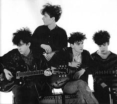 The Jesus and Mary Chain - super excited they're back together and will be performing 'psychoandy' on tour ! An early influence of melody and...er...noise. Lovely.