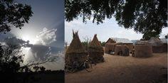 On safarin In Pendjari National Park, Benin