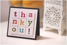 Thank You Card Ideas | Ella Publishing Co.