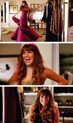 Rachel #GleeMemories (Season 4)
