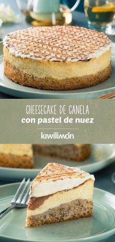 Irish Cream Cake, Seafood Recipes, Cooking Recipes, Cake Recipes, Dessert Recipes, Cheesecake Cake, Eat Dessert First, Sweet Desserts, Healthy Baking