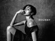 Mood -- Xiao Wen Ju for Moussy Japan