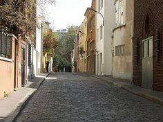 villa Seurat - Paris 14e