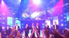"Adam Lambert during American Idol's Finale group performance ""Do Ya Think I'm Sexy"""