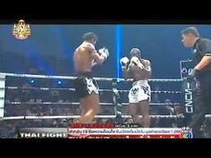 THAI FIGHT Buakaw VS Mabel