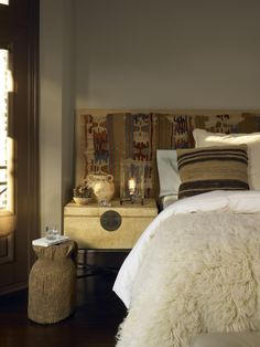 Chicago Transitional Bedroom Design by Michael Del Piero Good Design
