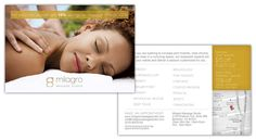 Two Hats Consulting - Branding and Websites for online retail - Milagro Massage Learn more at twohatsconsulting.com!
