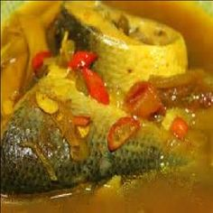 Resep Asem-asem Ikan Mujair