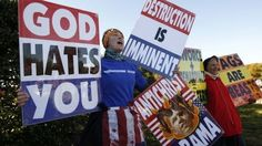 The Westboro Baptist Church announced it will be picketing the memorial for the victims of the Sandy Hook school shooting.