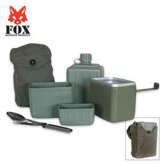 Fox Outdoor 94861 Serbian Army Mess Kit >>> Check this awesome product by going to the link at the image.