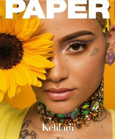 In honor of Pride Month, PAPER Magazine interviewed Kehlani who is an outspoken queer artist that constantly uses her platform to uplift the LGBTQ community and raise awareness of the harsh reality that Black trans and queer people have to face. Paper Magazine Cover, Magazine Wall, Fashion Magazine Cover, Fashion Cover, Magazine Covers, Martha Sanchez, Art Magazin, Best Fashion Magazines, Kehlani Parrish