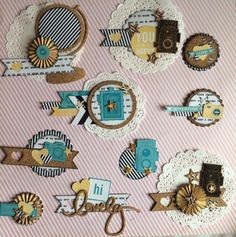 The first thing you need to know about making a scrapbook is that it isn't a complicated process at all. Scrapbooking isn't just for the 'crafty' person among Scrapbook Borders, Scrapbook Embellishments, Scrapbook Cards, Scrapbook Layouts, Scrapbook Templates, Envelope Scrapbook, Diy And Crafts, Arts And Crafts, Paper Crafts