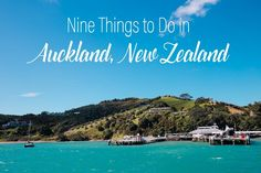 Who says you need to leave the North Island to really experience New Zealand? Read this list of 9 things to do in and around the beautiful city of Auckland.