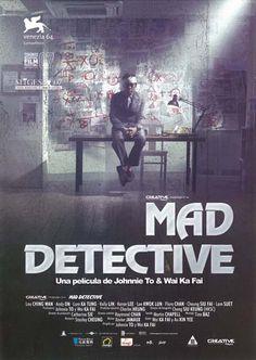 "Mad Detective (2007) ""San taam"" de Johnnie To, Ka-Fai Wai - tt0969269"