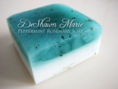 Hey, I found this really awesome Etsy listing at https://www.etsy.com/listing/79510477/sale-soap-peppermint-rosemary-soap-vegan