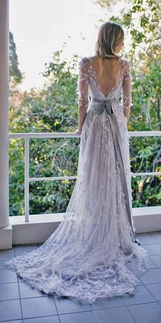 A Line See-through Bateau Beach Wedding Dress*Lace Appliqued Floor length Beach Ivory Wedding Dress*Off the Shoulder Party Prom Dresses