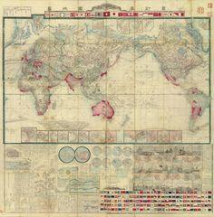 Raijiro Ichikawa, 1876, World