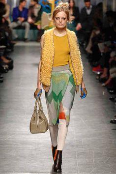 Farb-und Stilberatung mit www.farben-reich.com - Missoni | Fall 2014 Ready-to-Wear Collection | Style.com