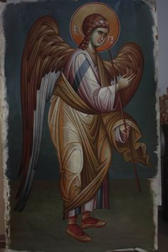 Byzantine Icons, Orthodox Icons, Saints, Religion, Projects To Try, Princess Zelda, Antiques, Painting, Fictional Characters