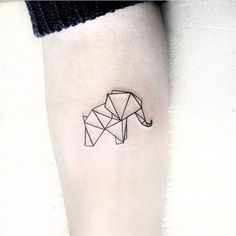 http://weheartit.com/entry/260807427 #geometrictattoos