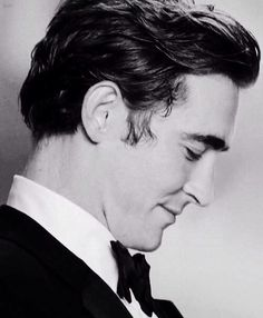 Black and white photo edit of the Tiffany commercial. Lee Pace, Charming Man, Thranduil, Many Faces, Most Beautiful Man, Perfect Man, Man Crush, Photo Editing, Handsome