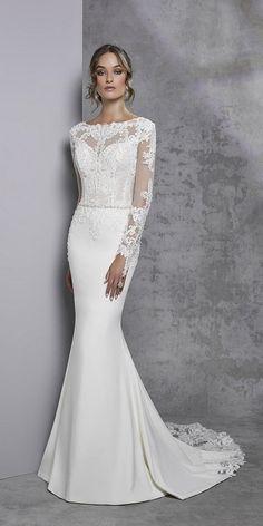 4ff9a597cbaf 20 Best Ronald Joyce Wedding Dresses images in 2019 | Alon livne ...