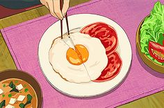 40 Of The Most Oddly Satisfying Studio Ghibli Gifs Aesthetic anime Studio ghibli art Studio ghibli