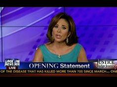 Judge Jeanine Pirro Opening Statement - Hamas/Israeli Shelling - Obama &...