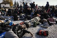Refugees Across Europe Fear Repercussions From Paris Attacks - The New York Times