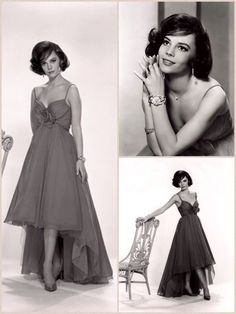 Michelle — Collages of Natalie Wood that I made using some of...