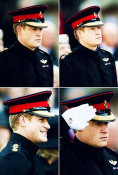 theroyalsandi:  Prince Harry visits the Field of Remembrance at Westminster Abbey | November 6, 2014