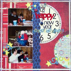Happy New Year - Scrapbook.com