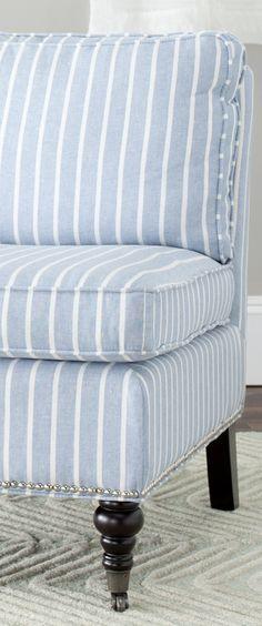 Savahieh Zoey Stripe Chair