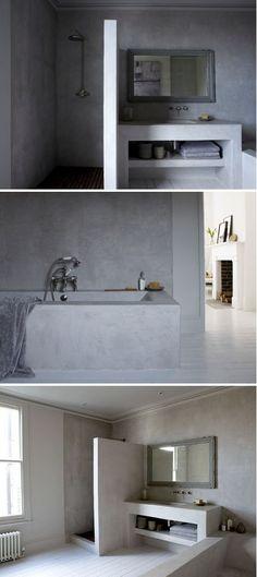 Peinture carrelage  le dossier spécial salle de bain et cuisine - peindre plafond salle de bain