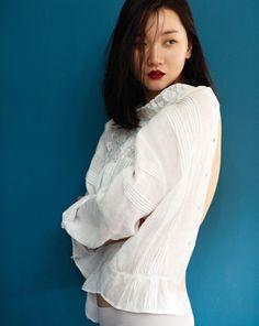 Jang Yoon Joo - W Magazine May Issue '16