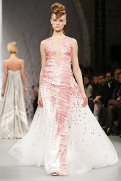 Georges Chakra Haute Couture Spring Summer 2014