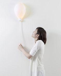 [台灣設計]帶給你心頭溫暖的氣球燈 | 大人物