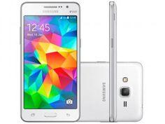 Smartphone Samsung Galaxy Gran Prime Duos - Dual Chip 3G Android 5.1 Câm. 8MP…
