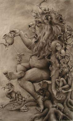 Large Works ‹ Adonna Khare