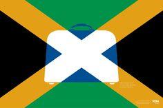 Germany/ Netherlands Jamaica/ Scotland Sweden/ Switzerland PRATA (OUTDOOR / CANNES 2016) | Clube de Criação