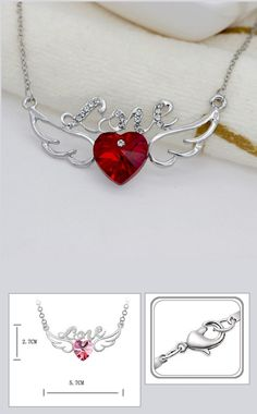 4920cd47d 15 Best Angel Jewelry images   Guardian angels, Jewelry necklaces ...